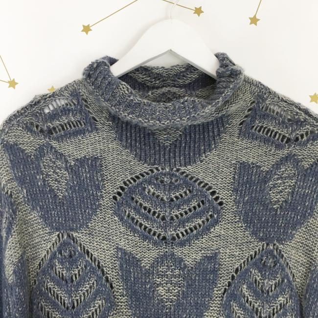 Anthropologie Print Sweater Image 1