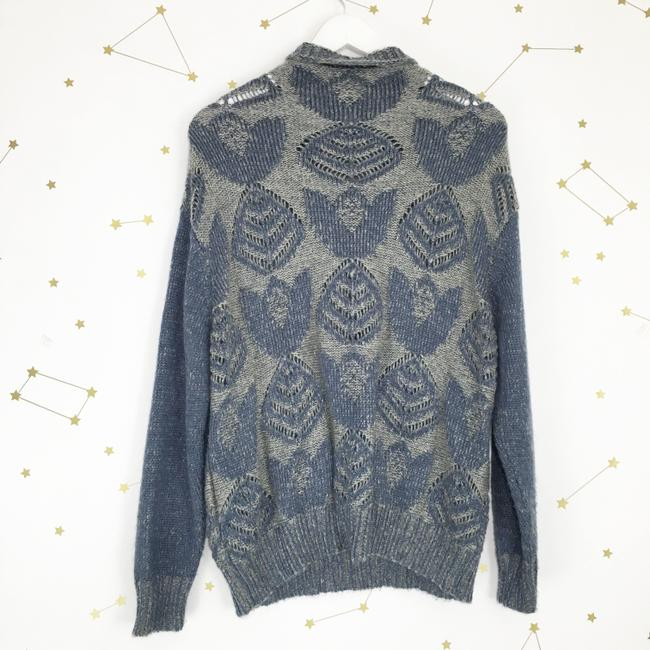Anthropologie Print Sweater Image 3