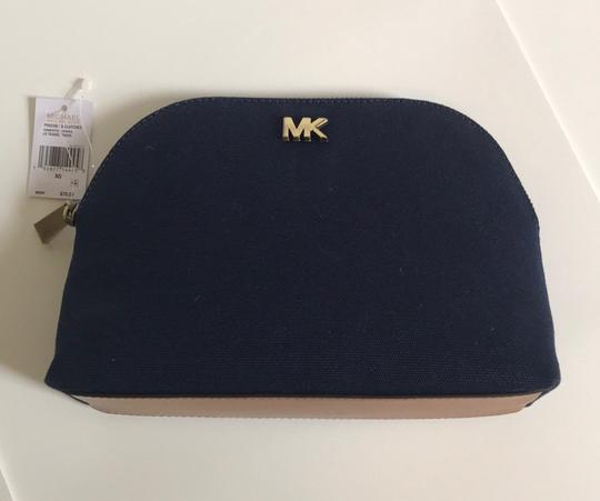 MICHAEL Michael Kors MICHAEL Michael KORS Large Travel Pouch Admiral Image 2