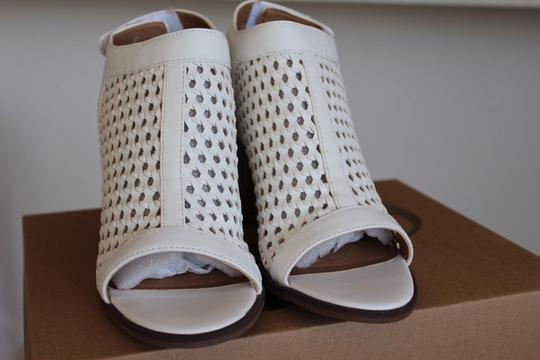 Charlotte Russe White Sandals Image 1