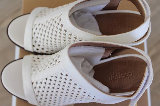 Charlotte Russe White Sandals Image 3