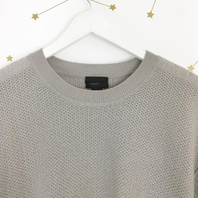 J.Crew Perforated Sweater Image 1