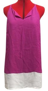 Annie Griffin short dress Pink on Tradesy