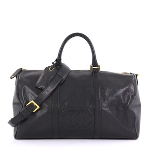 b468f6e77c8e Get Chanel Weekend & Travel Bags for 70% Off or Less at Tradesy