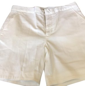 Neiman Marcus Mini/Short Shorts white