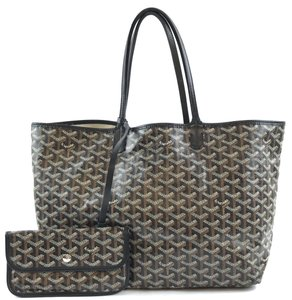 Goyard Canvas Tote St. Louis Saint Louis Shoulder Bag