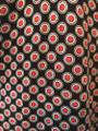 Michael Kors Black and Red Polka Blouse Size 10 (M) Michael Kors Black and Red Polka Blouse Size 10 (M) Image 3