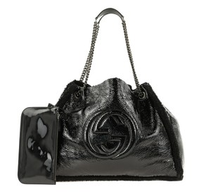 a23025794 Gucci Soho Leather Shoulder Bags - Up to 70% off at Tradesy