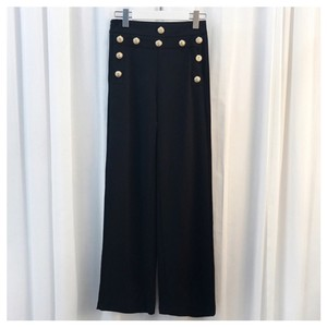 ME Boutiques Private Label Collection Trouser Pants Black