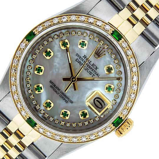 Preload https://img-static.tradesy.com/item/25345147/rolex-white-mop-mens-datejust-ssyellow-gold-diamond-dial-watch-0-1-540-540.jpg