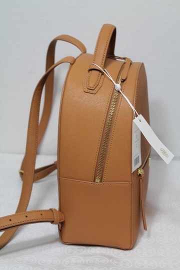 Tory Burch Leather Tote Backpack Image 2