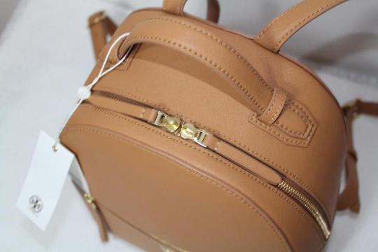 Tory Burch Leather Tote Backpack Image 3