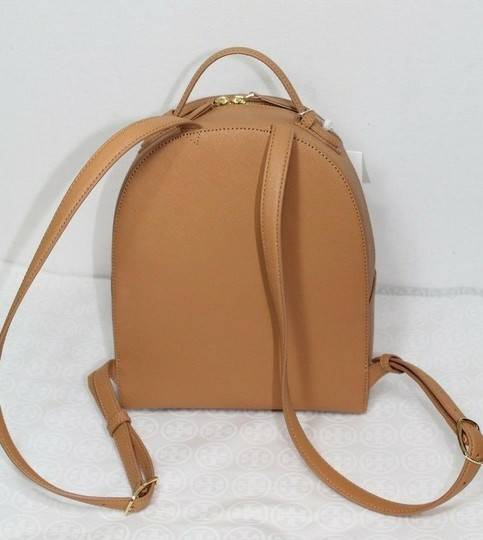 Tory Burch Leather Tote Backpack Image 4
