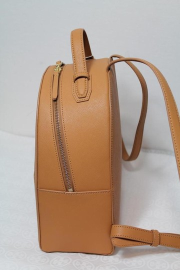 Tory Burch Leather Tote Backpack Image 5