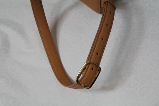 Tory Burch Leather Tote Backpack Image 7