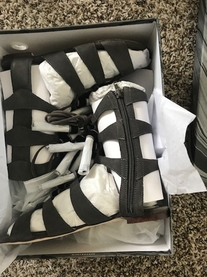 Jeffrey Campbell gray Sandals Image 3