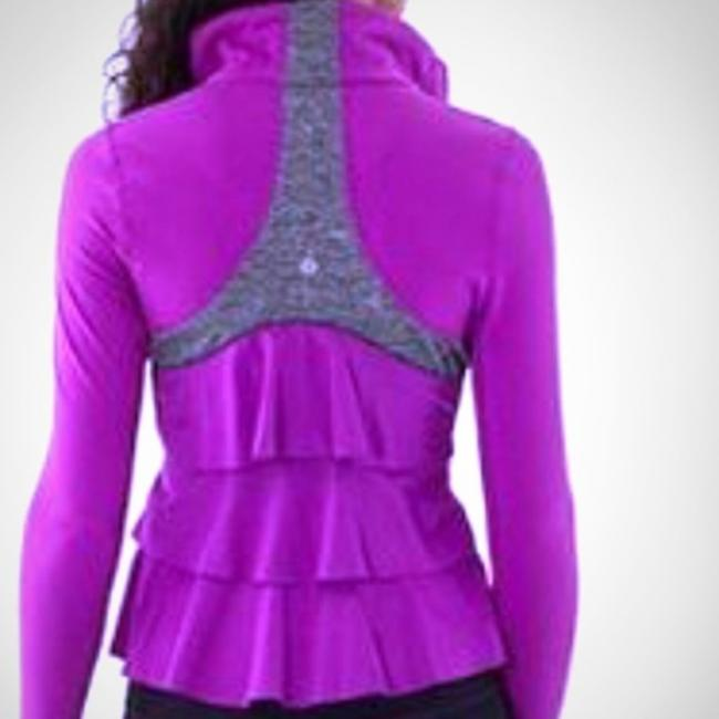 Preload https://item1.tradesy.com/images/lululemon-super-rare-purple-ruffle-yogi-dance-activewear-outerwear-size-4-s-25345360-0-1.jpg?width=400&height=650