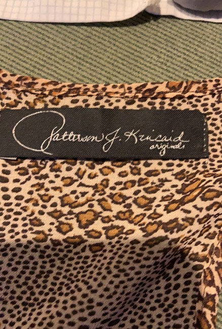Patterson J. Kincaid Top brown/black Image 1