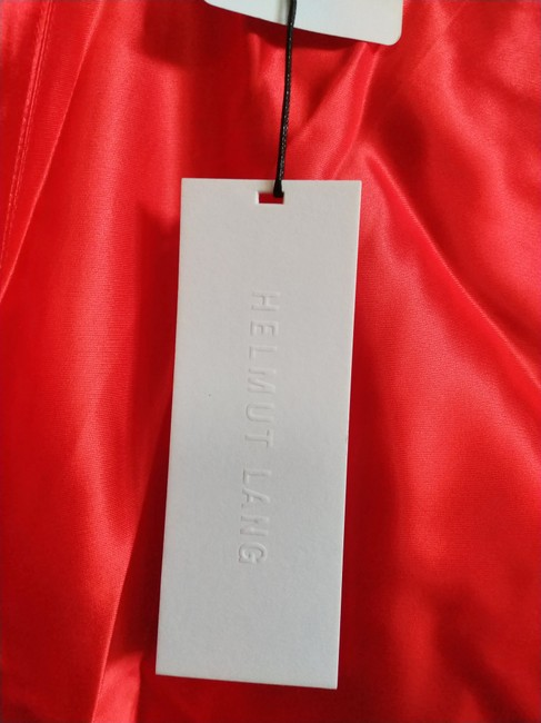 Helmut Lang Top Red Image 2