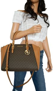 e40f48f82662 Michael Kors Brown Bags - Up to 90% off at Tradesy