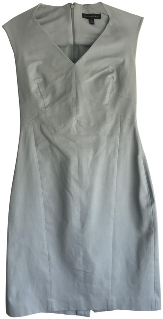 Banana Republic Structured Comfortable Stretchy Dress Image 1
