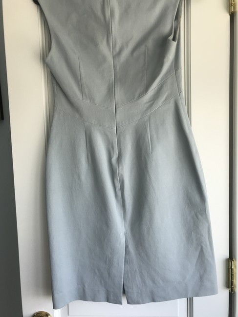 Banana Republic Structured Comfortable Stretchy Dress Image 4