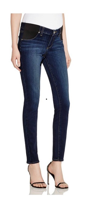 Paige Paige Verdugo Skinny Maternity Jeans in Nottingham Size 30 Image 0