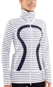 Lululemon Lululemon Rare Quiet Stripe In Stride Jacket