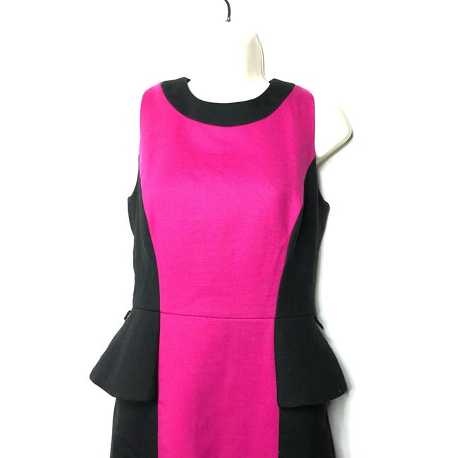 MILLY short dress black pink on Tradesy Image 1
