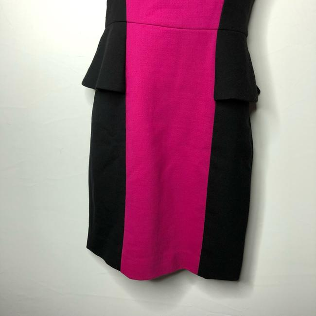 MILLY short dress black pink on Tradesy Image 2