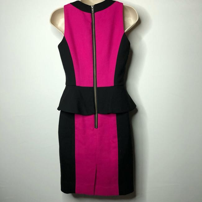 MILLY short dress black pink on Tradesy Image 3
