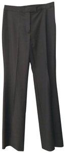 Chloé Boot Cut Pants Brown