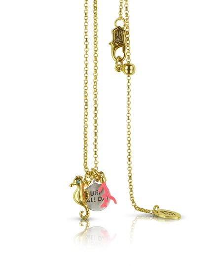Preload https://img-static.tradesy.com/item/25345943/juicy-couture-new-seahorse-coral-charmy-necklace-0-2-540-540.jpg