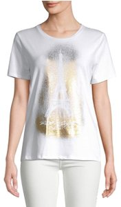 Karl Lagerfeld Top white