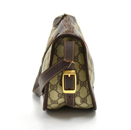 Gucci Brown Clutch Image 2