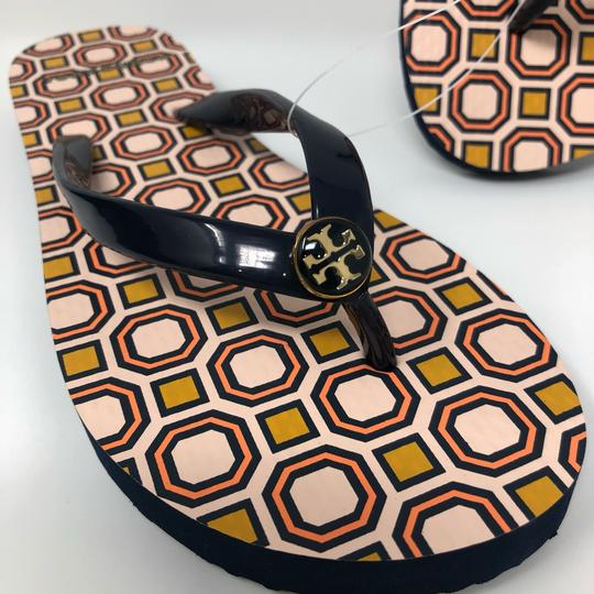 Tory Burch Tory navy ballet pink Sandals Image 2