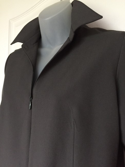 Donna Degnan Donna Deanna Stretch Imported Fabric Pant suit Size 4 pants, 6 top Image 6