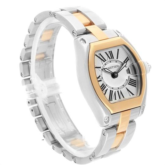 Cartier Cartier Roadster Steel Yellow Gold Small Ladies Watch W62026Y4 Image 2