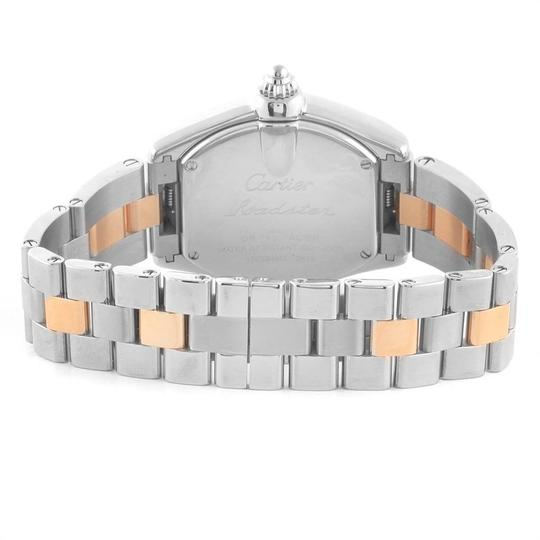 Cartier Cartier Roadster Steel Yellow Gold Small Ladies Watch W62026Y4 Image 6