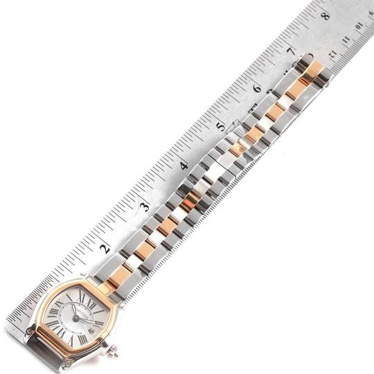 Cartier Cartier Roadster Steel Yellow Gold Small Ladies Watch W62026Y4 Image 7