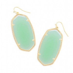 Kendra Scott KENDRA SCOTT * Danielle Earrings * Chalcedony