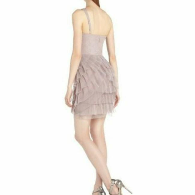 "Item - Sepia ""Cassandra"" Color Mid-length Cocktail Dress Size 4 (S)"