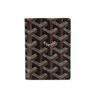 Goyard Saint Marc's Chevron Card Case