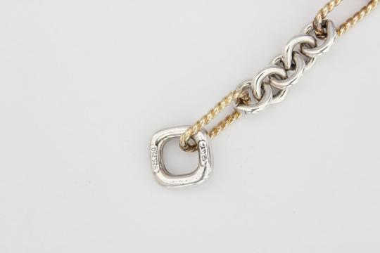 David Yurman Figaro Link Toggle Bracelet Image 4