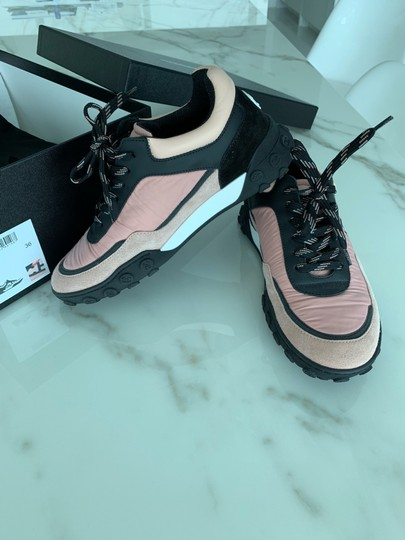 Chanel pink Athletic Image 1