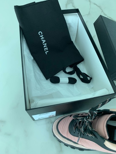 Chanel pink Athletic Image 2