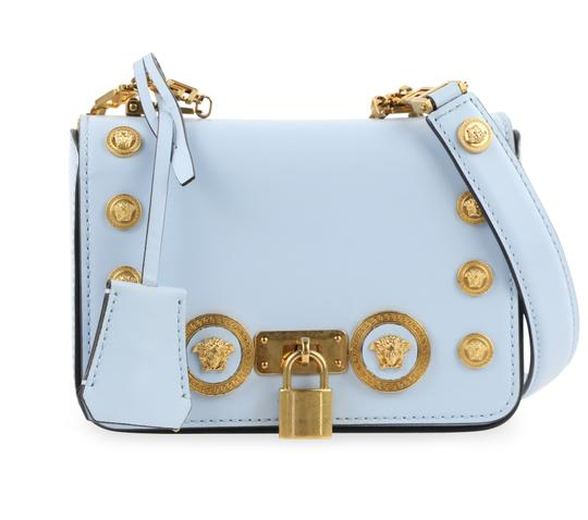 Preload https://img-static.tradesy.com/item/25348564/versace-small-medusa-stud-icon-blue-calfskin-leather-cross-body-bag-0-3-540-540.jpg