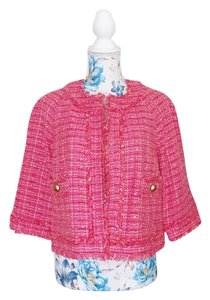 Laundry by Shelli Segal Pink Blazer