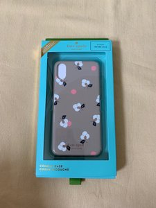Kate Spade iPhone Xs / X - NWT Kate Spade Breezy Floral Ditsy COMOLD CASE
