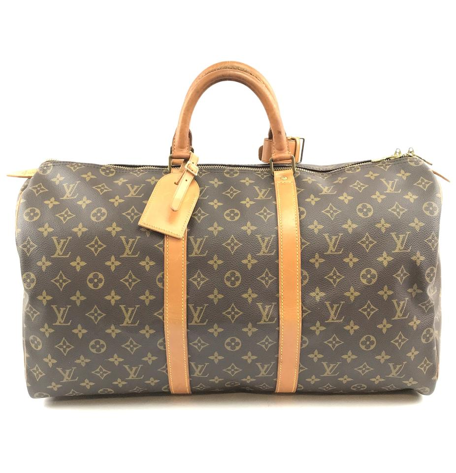 661fb76b2606 Louis Vuitton Travel Bags and Duffels - Up to 70% off at Tradesy